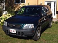 **NEW MVI**MAKE OFFER** '97 Honda CRV AWD