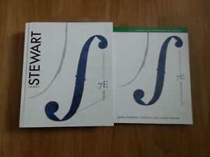 Stewart Calculus Early Transcendentals (7th Ed)