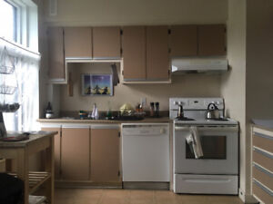 *SUBLET*  4.5 Apartment (Mid-August to December/May or June)