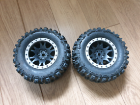 2x Proline Trencher For Traxxas X-Maxx. Rc Car Truck