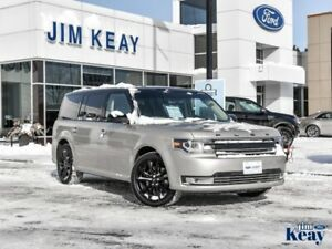 2018 Ford Flex Limited  - Certified - Leather Seats - $112.82 /W