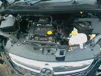 vauxhall corsa d A10XEP ECOFLEX engine out of a 2011 with 19k miles and warranty