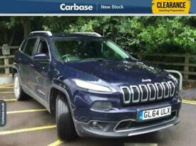 image for 2015 Jeep Cherokee 2.0 CRD Limited 5dr ESTATE Diesel Manual