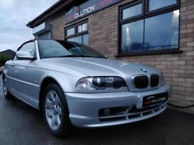 2003 BMW 3 SERIES 318CI CONVERTIBLE PETROL