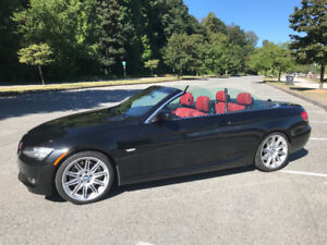 2010 BMW 335 CI M Convertible 375HP Rare package