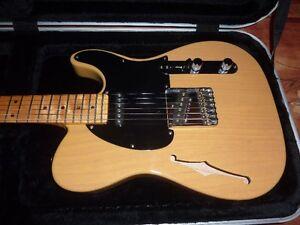 Guitare Télécaster  G&L Asat
