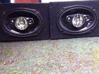 Car Sub/Speakers