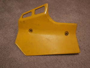 1986 - 87 RM 250 Left side air scoop