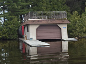 Wanted - flat boathouse roof repaired