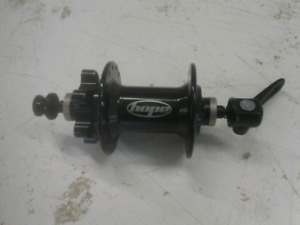 Hope front hub 100mm 9mm quick release