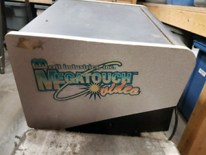 Megatouch Touchscreen Video Tabletop Arcade Coin Op $500 OBO