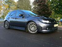 2010 Subaru Impreza WRX STI TYPE CS 5d 296 BHP