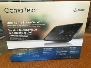 NEW Ooma Telo HD Phone System