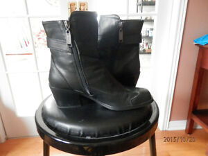 Ladies Motorcycle boots for sale.