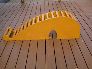 Whale Exercise Bench