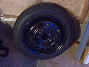 Ford Fiesta Compact Tire