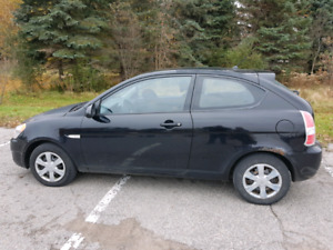 2007 HYUNDAI ACCENT GS FOR SALE CHEAP ON FUEL