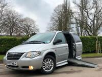 Chrysler Grand Voyager 2.8CRD auto LX*DISABELD WHEEL CHAIR ACCESS+ONLY 35K MILES