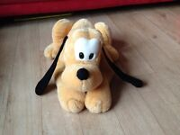 Pluto stuffed toy disney