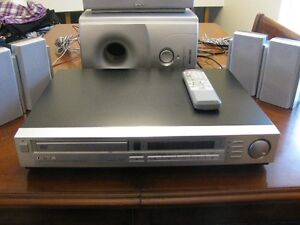 SURROUND  SOUND  SYSTEM  -  CD / DVD / STEREO  -  ORITRON