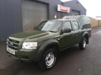 * SOLD * 2009 Ford Ranger 2.5 TDCi Double Cab *Forrestry Commission*