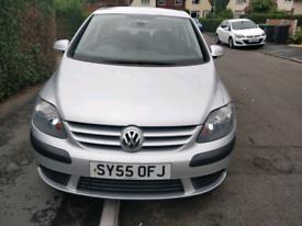 Volkswagen golf plus 1.9 diesel 72000 miles