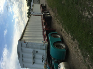 Super B grain trailers