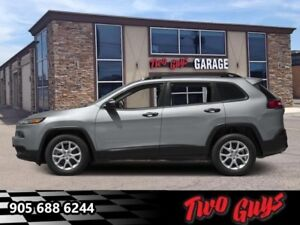 2016 Jeep Cherokee Sport  Low Mileage, Great Tires, FWD