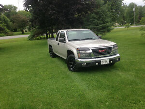 2006 GMC Canyon SLE Pickup Truck