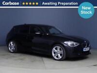 2013 BMW 1 SERIES 120d M Sport 5dr