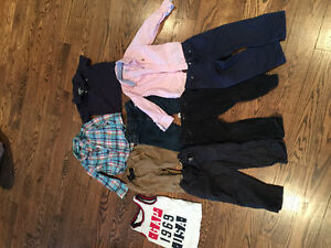 3 years old boy clothes