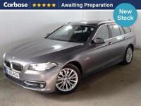 2015 BMW 5 SERIES 520d [190] Luxury 5dr Step Auto Estate Touring