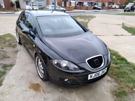 SEAT LEON MK2 2.0 TFSI REMAPPED 280 BHP SPITS FLAMES M.O.T