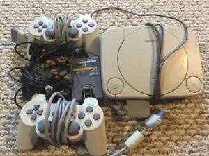 Sony PlayStation PS1 Gaming Console