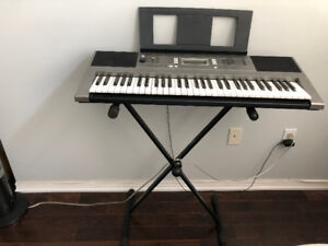 Yamaha 61 Key Keyboard PSRE-363