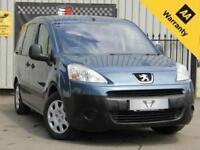 Peugeot Partner Tepee URBAN 5 Door Manual Petrol 2009