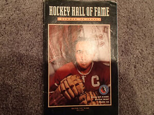 Hockey Hall Of Fame Summer 95 Issue