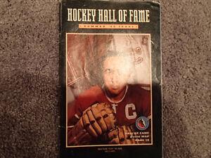 Hockey Hall Of Fame Summer 95 Issue Sarnia Sarnia Area image 1