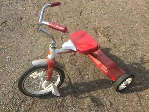 Metal Tricycle Bike