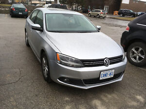 2014 Volkswagen Jetta 2.0L TDI Sedan 6 Speed Manual