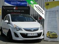 Vauxhall Corsa 1.2 I 16v Limited Edition 3dr (a/c) Petrol Manual 2011