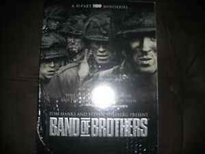 Band of Brothers Boxed DVD Set