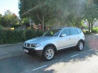 2005 BMW X3 2.0 d SE 5dr