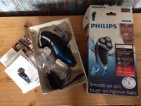 Philips CareTouch Wet and Dry Shaver