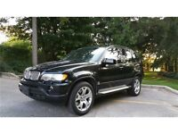 2003 BMW X5 4.4i Safety and E-Tested