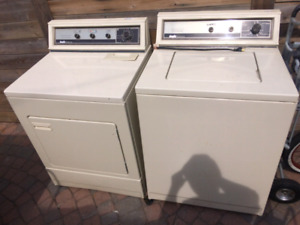Washer and dryer combo by Whirlpool