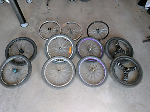 Bmx clear out.