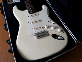 Fender American USA Standard Stratocaster 60th Year, 2014