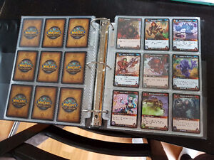 Lot of World of Warcraft Cards