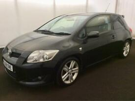 TOYOTA AURIS 2.2D-4D SR180 >WEEKEND PRICE OFFER< LONG MOT..FULL HISTORY..2 KEYS